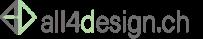 All4Design Logo
